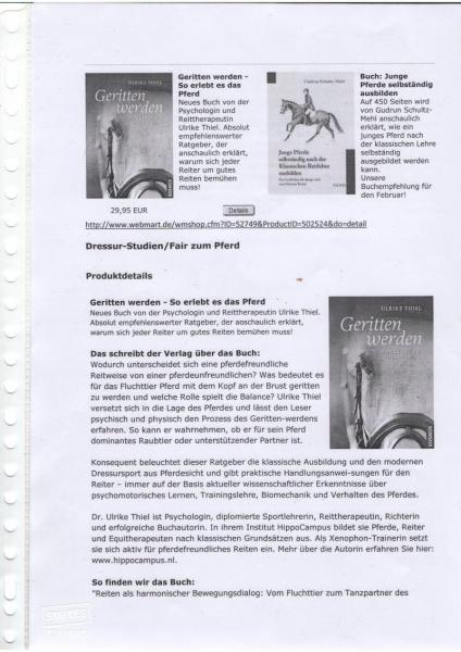 HippoCampus - Publikationen von mit und über Ulrike Thiel